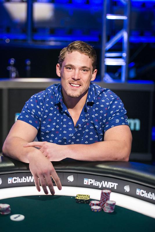 Alex Foxen Poker