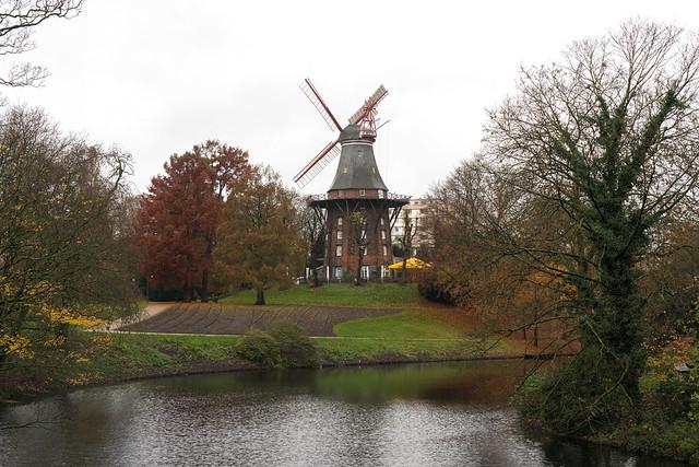 The Windmill - Bremen