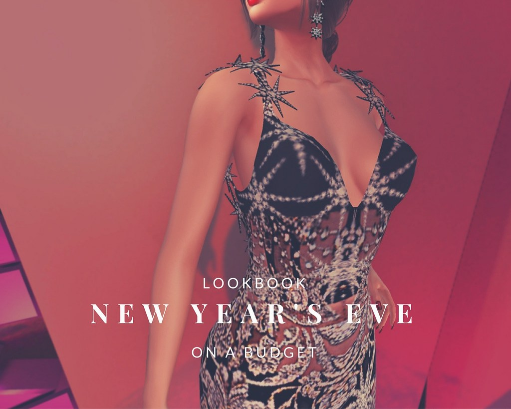 Lookbook - New Year's Eve on a Budget