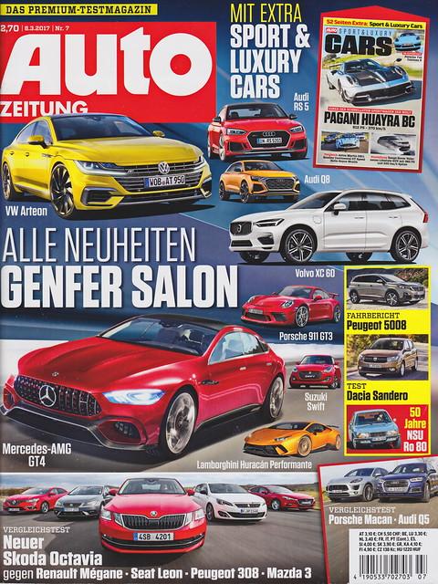 Auto Zeitung 7/2017