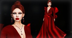 The Lady in Red - Featuring Virtual Diva