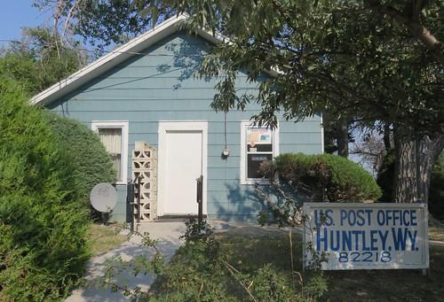 Post Office 82218 (Huntley, Wyoming)