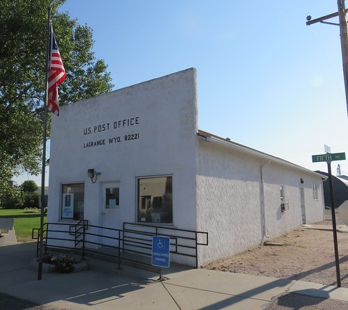 Post Office 82221 (La Grange, Wyoming)