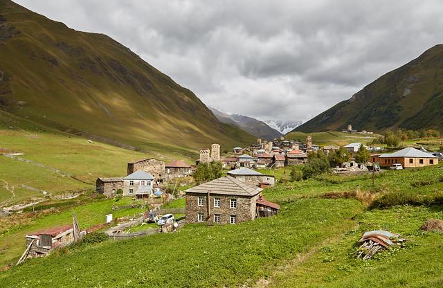 Ushguli, Svaneti, Georgia
