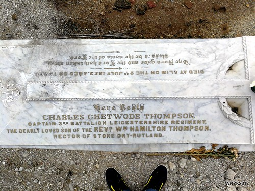 Charles Chetwode Thompson