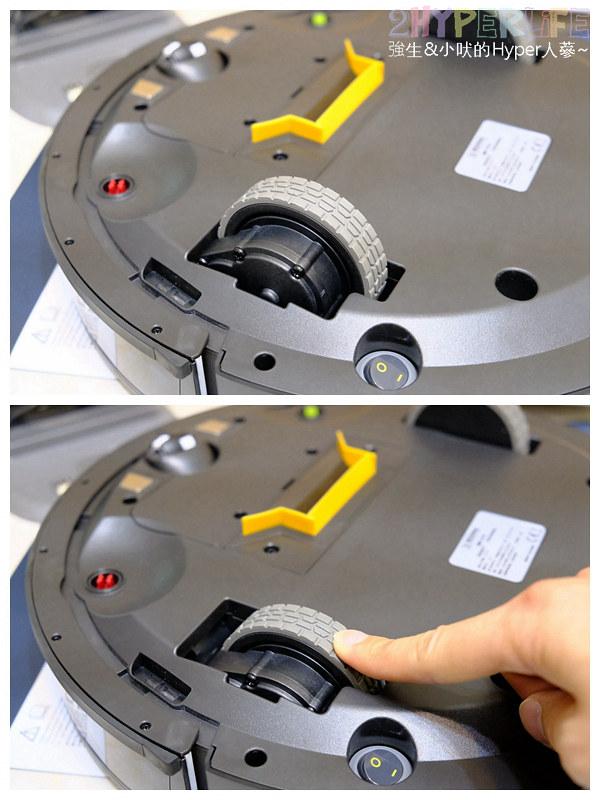 ECOVACS DEEBOT N78開箱 | 掃地+拖地機器人一次搞定,超低噪音設計使用時幾乎感覺不到存在,也很省電哦! @強生與小吠的Hyper人蔘~