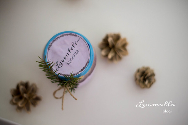 laventelikuorinta