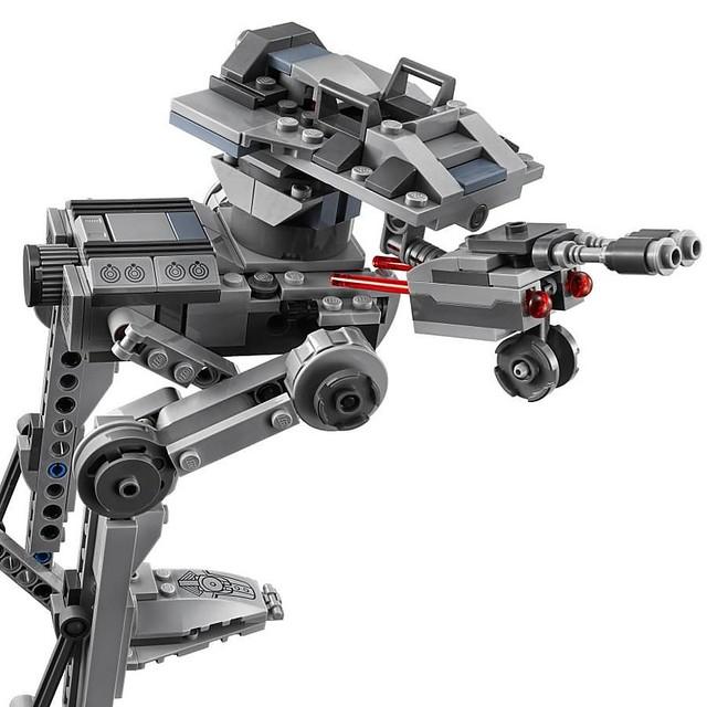 超強駕駛員BB-8 神救援場景還原!!LEGO 75201《STAR WARS:最後的絕地武士》第一軍團AT-ST First Order AT-ST