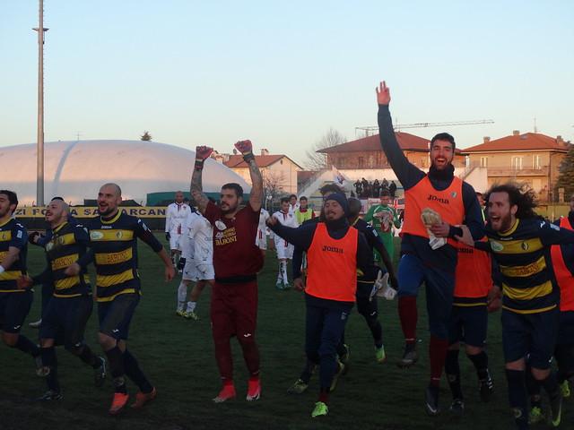 Santarcangelo - Gubbio 1-0