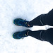 2017-12-30 (Day 364) Running In The Snow