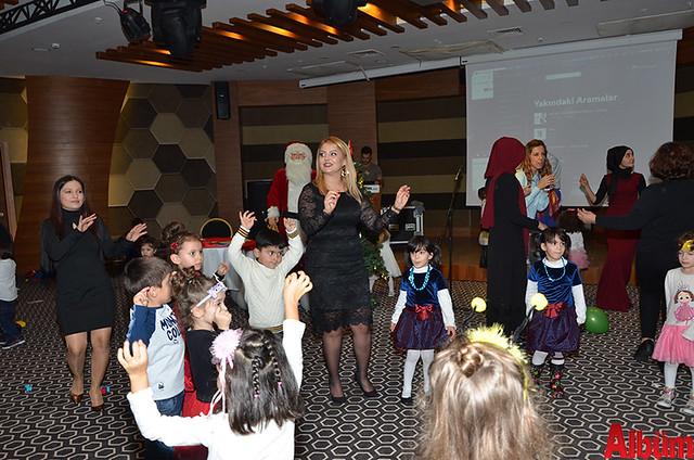 Ayşegül Abla Kreş ve Gündüz Bakım Evi yeni yıl kutlaması -3