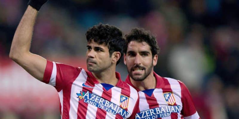Diego Costa Kartu Merah, Pemain Atletico Ini Provokator Penonton