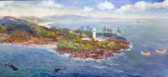 《芬芳寶島》Oil Painting Exhibition