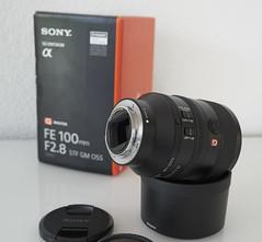 SONY SEL-100F28GM