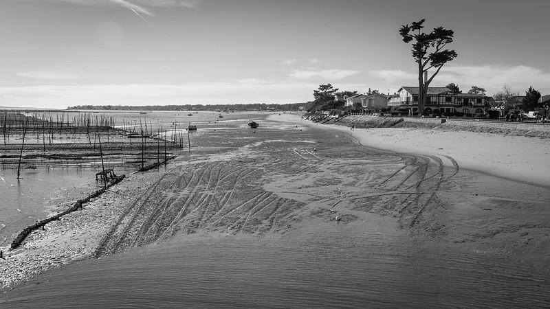 Plage du Cap Ferret - Bassin d'Arcachon - Hiver 2016