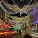 La dama bianca / The white lady (Regents Street, London, United Kingdom)(Buon Natale!!!/Merry Christamas!!!)
