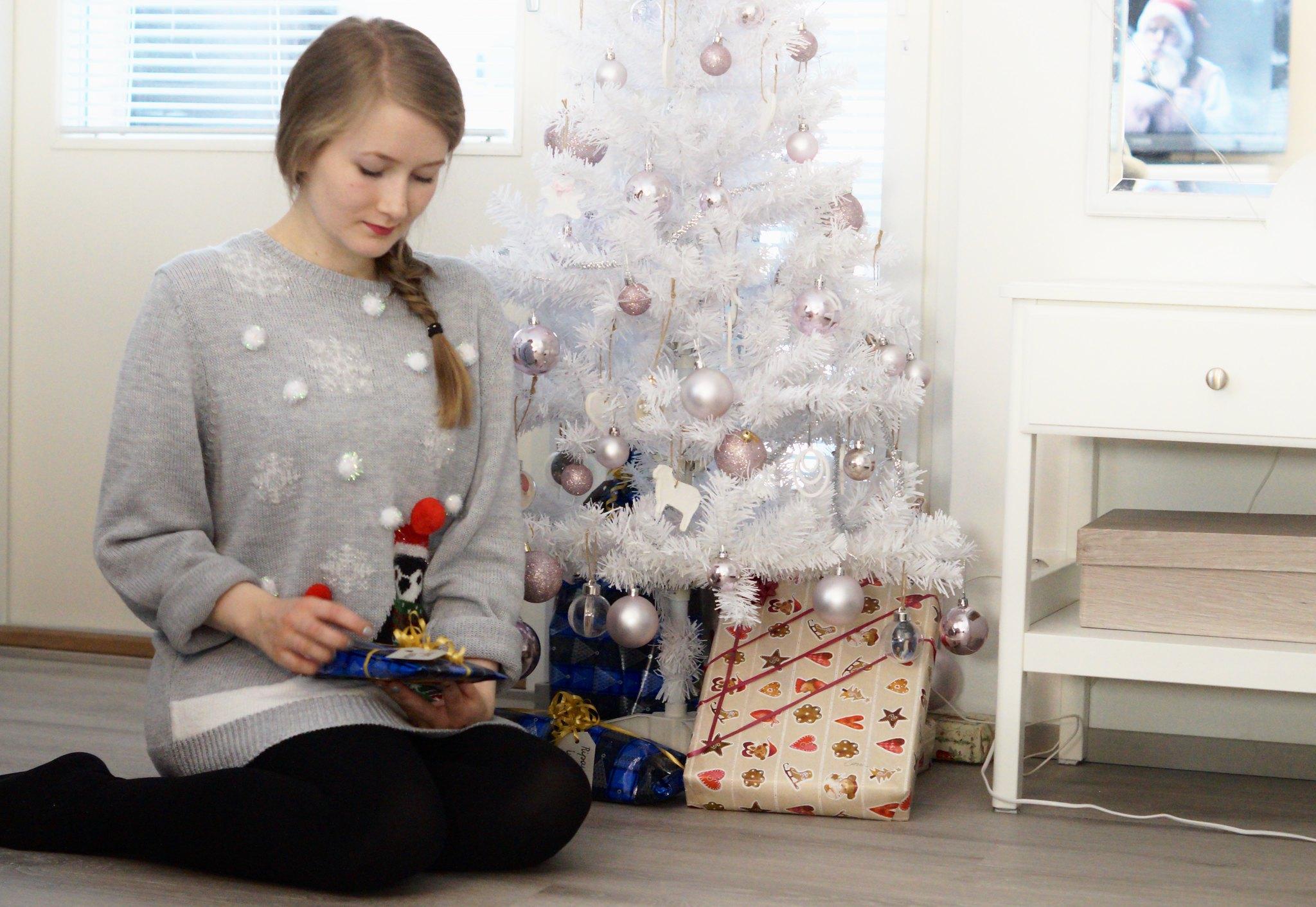 Joulukalenteri: Hyvää joulua!