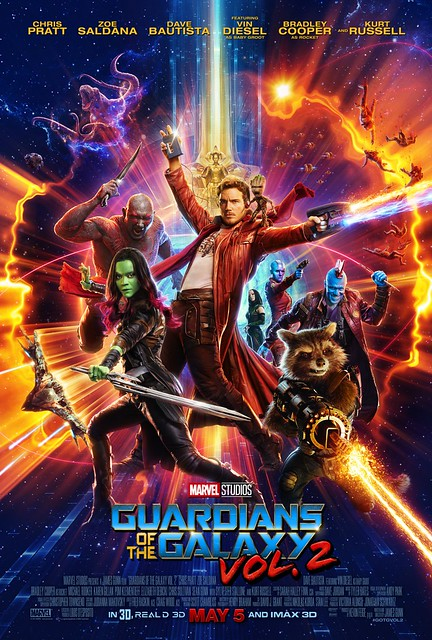 (2017) Guardians of the Galaxy Vol2