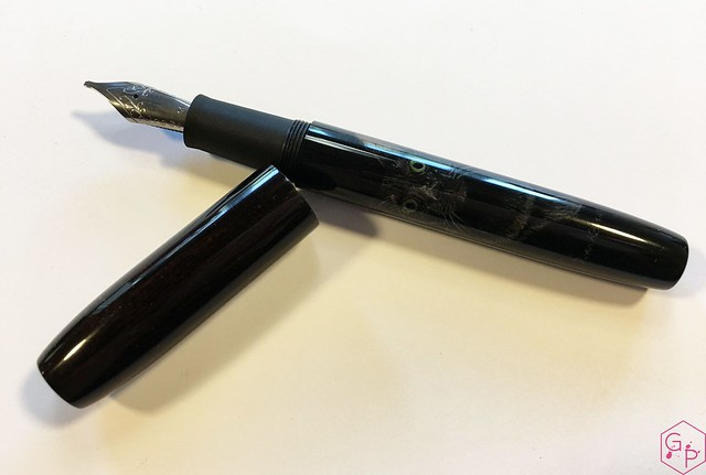 Review Ryan Krusac Studios Legend L14 Custom Fountain Pen @FountainPenMan 15