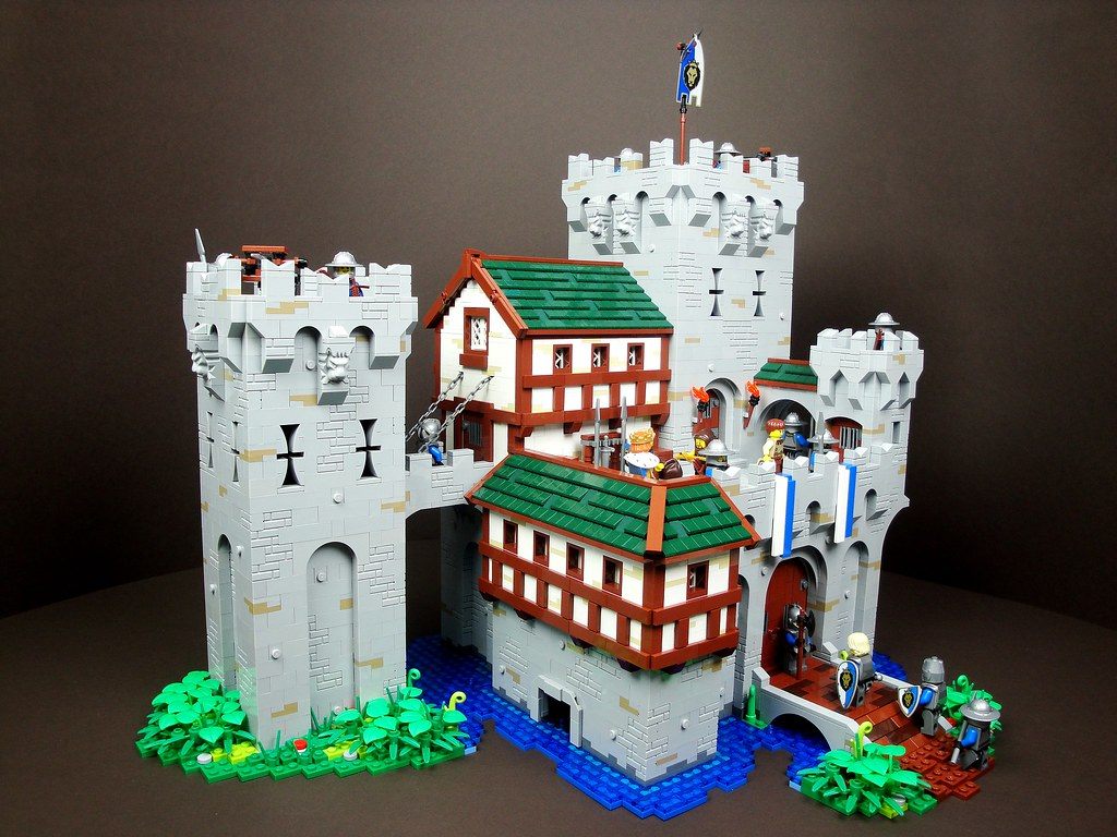 King Edric's Castle
