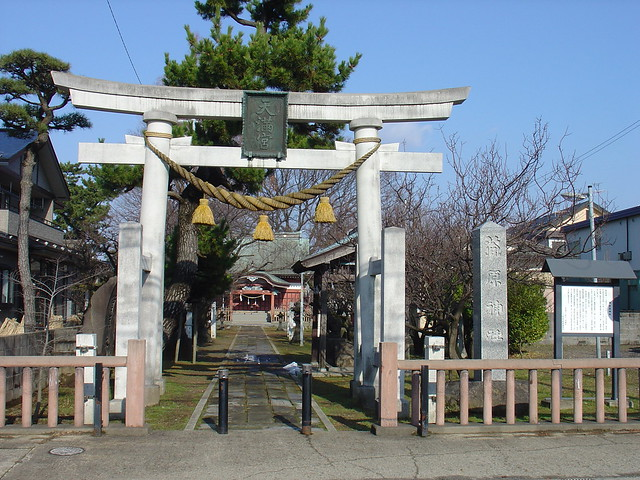 Tenmangoo Shrine (天満宮)