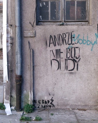 """""""Andrzej, nie bój dudy"""""""