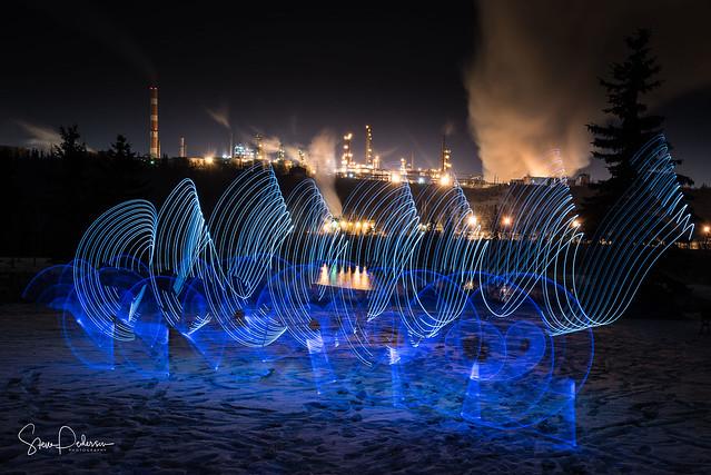 Painting With Light, Nikon D750, AF-S Nikkor 18-35mm f/3.5-4.5G ED