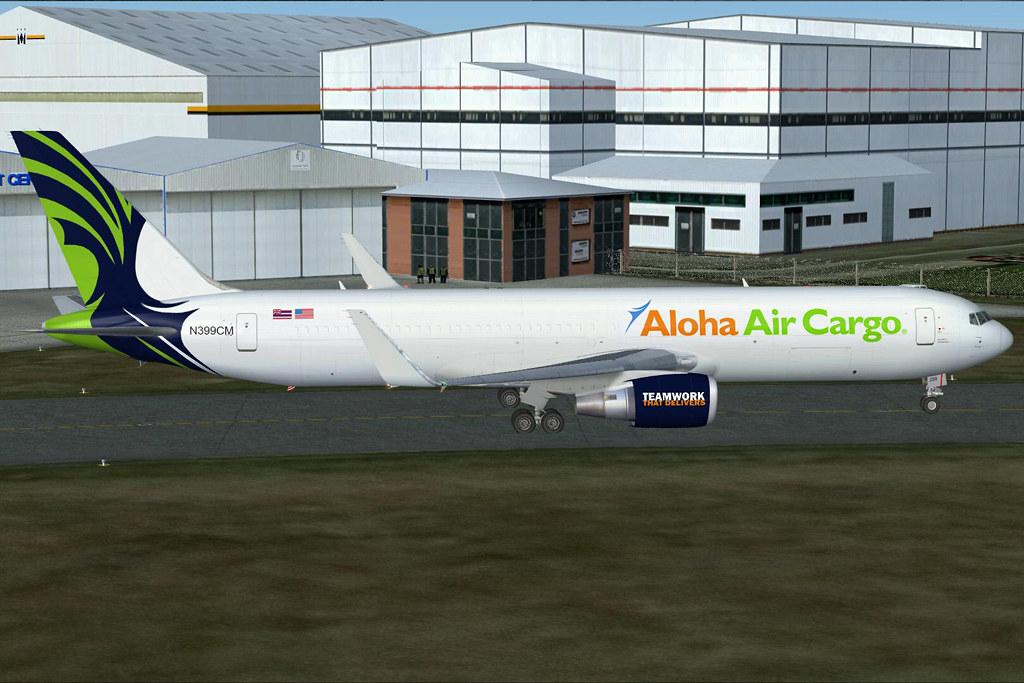 Aloha Air Cargo - Level-D Forums