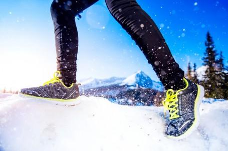 PORADNA: Mějte nohy v suchu a teple i při zimních výbězích