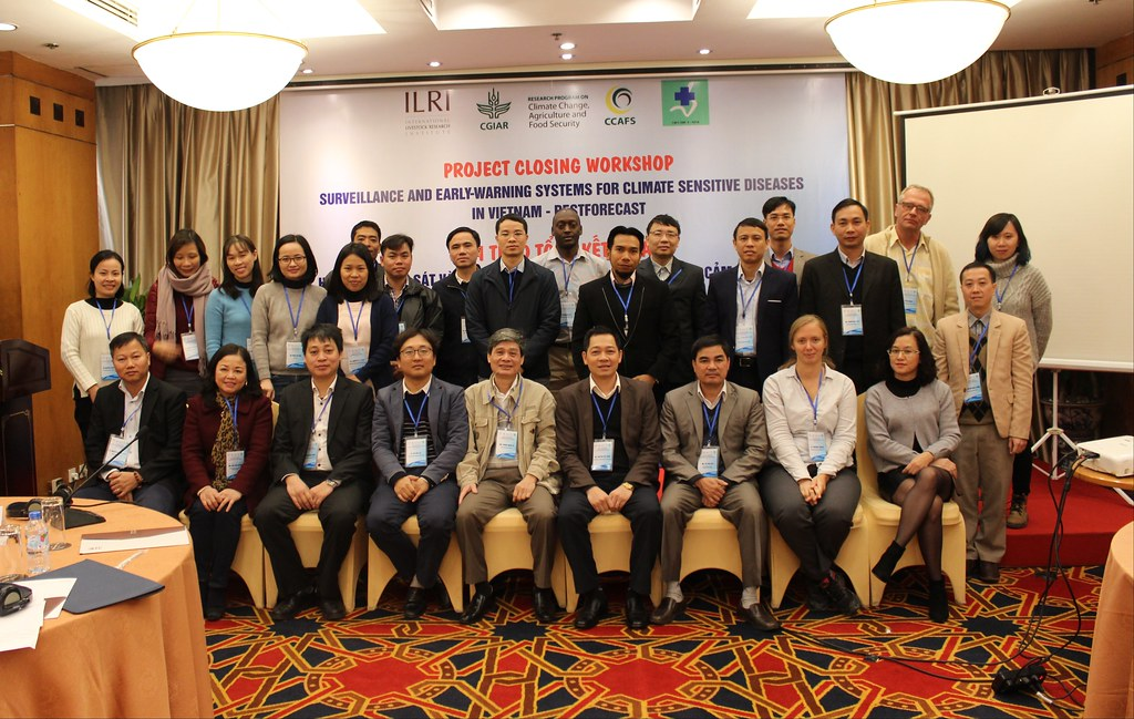 Pestforecast closing workshop, 20 December in Hanoi