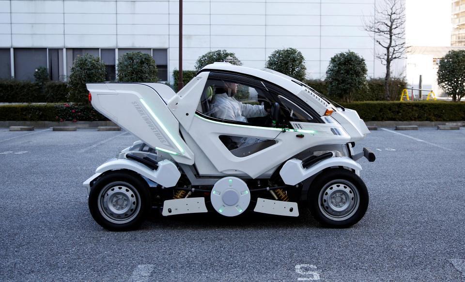 Mobil susut.