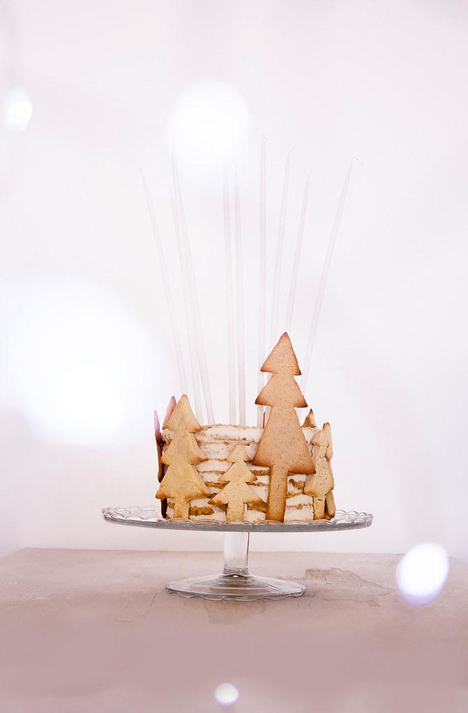 Christmas Honey Cake