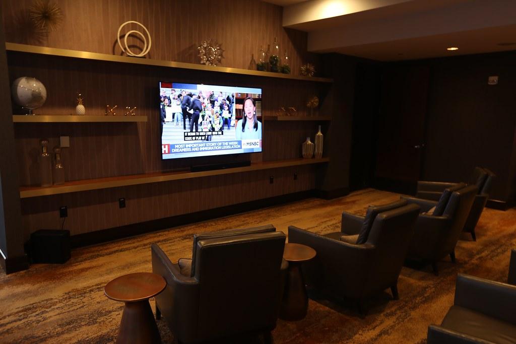 Hilton Americas Executive Lounge 39