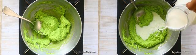 green peas kheer 5