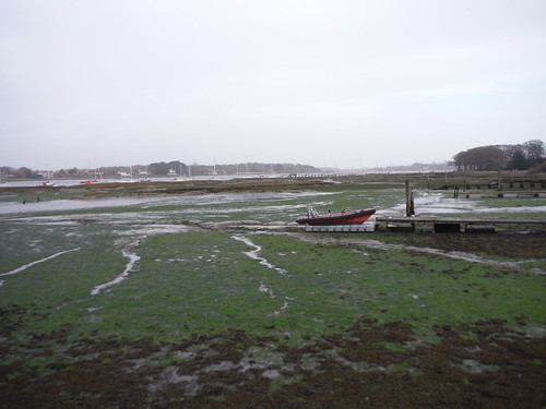 Chichester Channel from Westlands