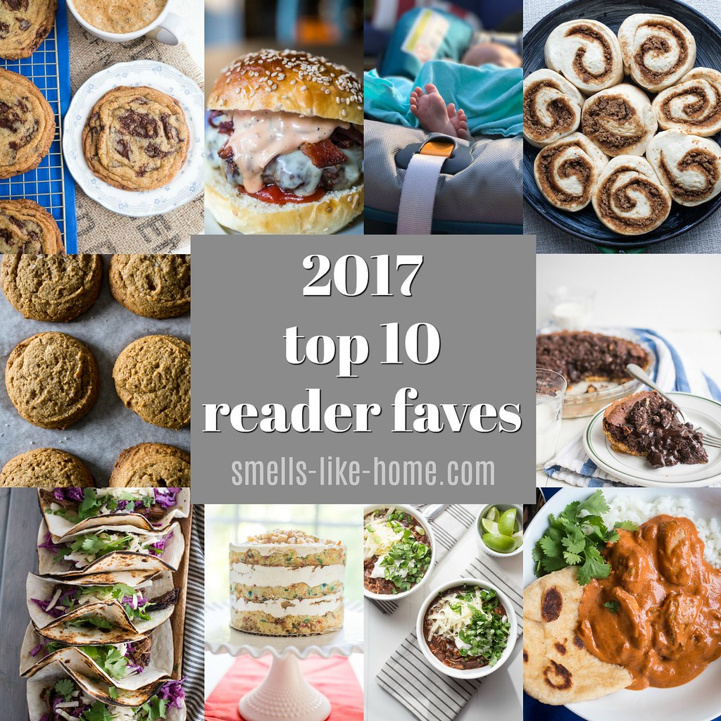 2017 top 10 reader faves