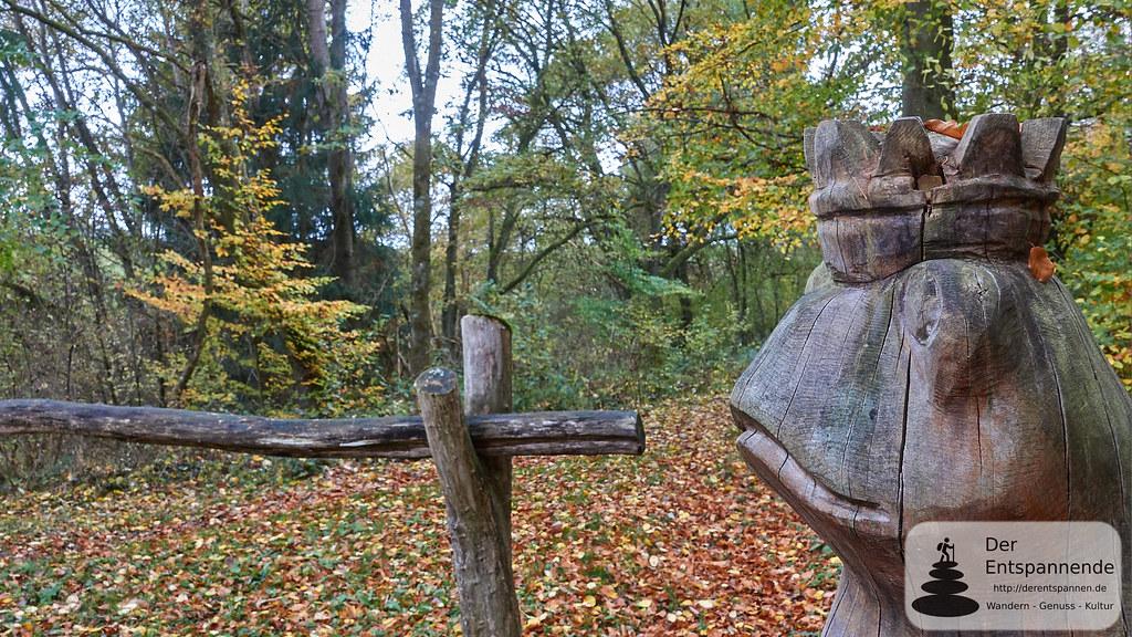 Määrchenpfad am Holzmaar