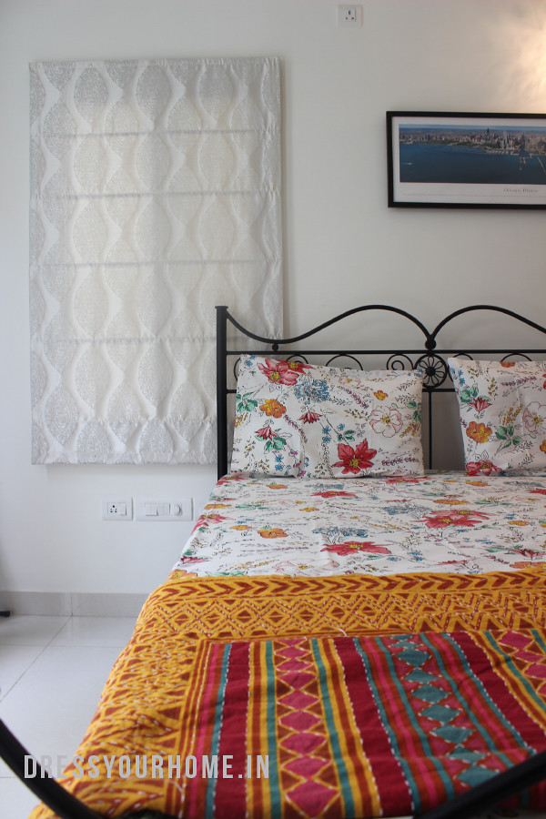 bed room textiles