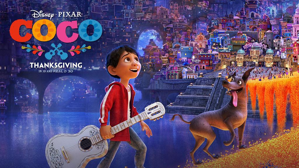 [REVIEW FILM] COCO : Harta yang Paling Berharga Adalah Keluarga.