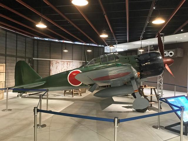 あいち航空ミュージアム 零戦52型甲 IMG_1700_2