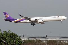Thai Airways Airbus A340-600