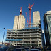 Three Snowhill from Snow Hill Car Park
