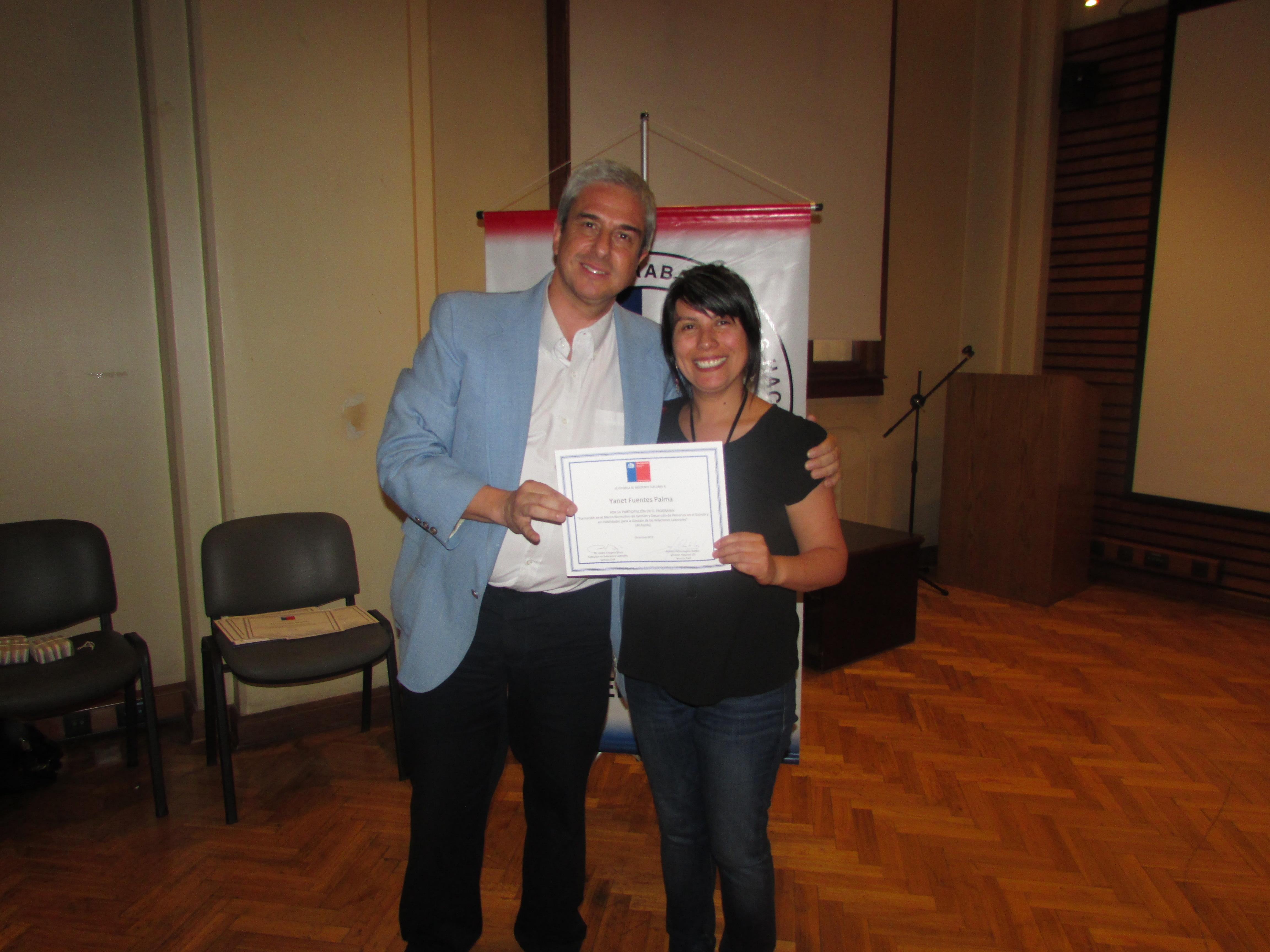 ATRADIP participó en la Primera Escuela Sindical de la FTH - 14 Diciembre 2017