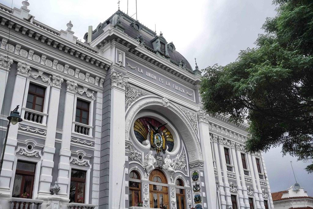 Sucre - Building 1