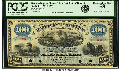 Hawaii Kingdom of Hawaii $100