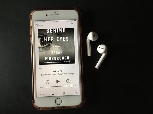 Behind her Eyes Book