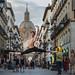 Zaragoza street dance project - Calle Alfonso by jmsoler