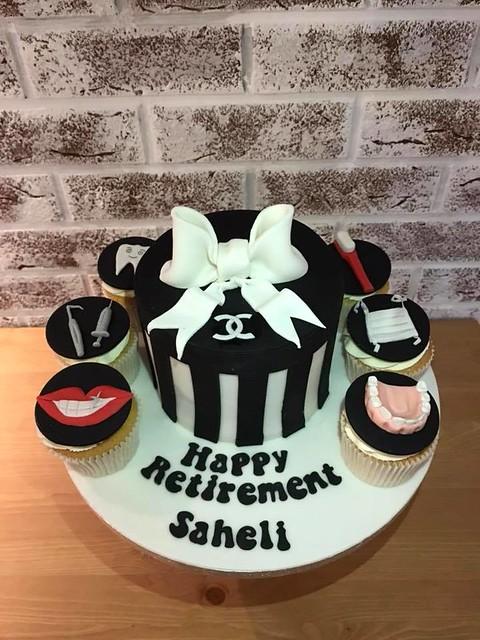 Cake by Jon's Cakes