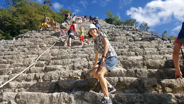 Coba Climb