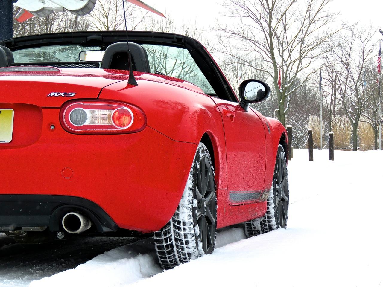 Miata Club Ace Snow 3